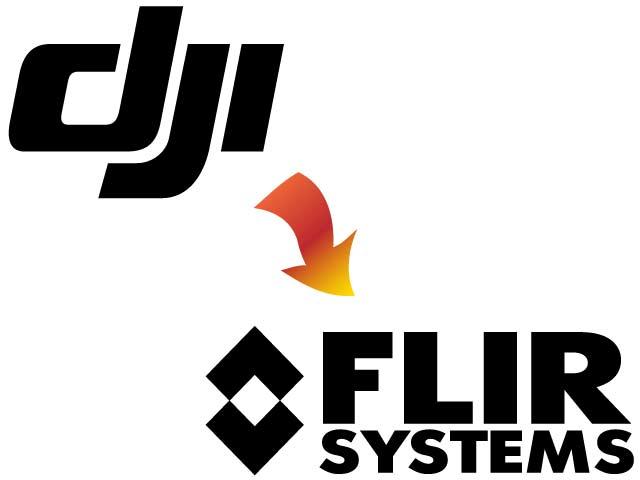 DJI to FLIR Converter